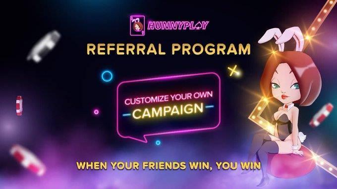 Chương trình giới thiệu HunnyPlay